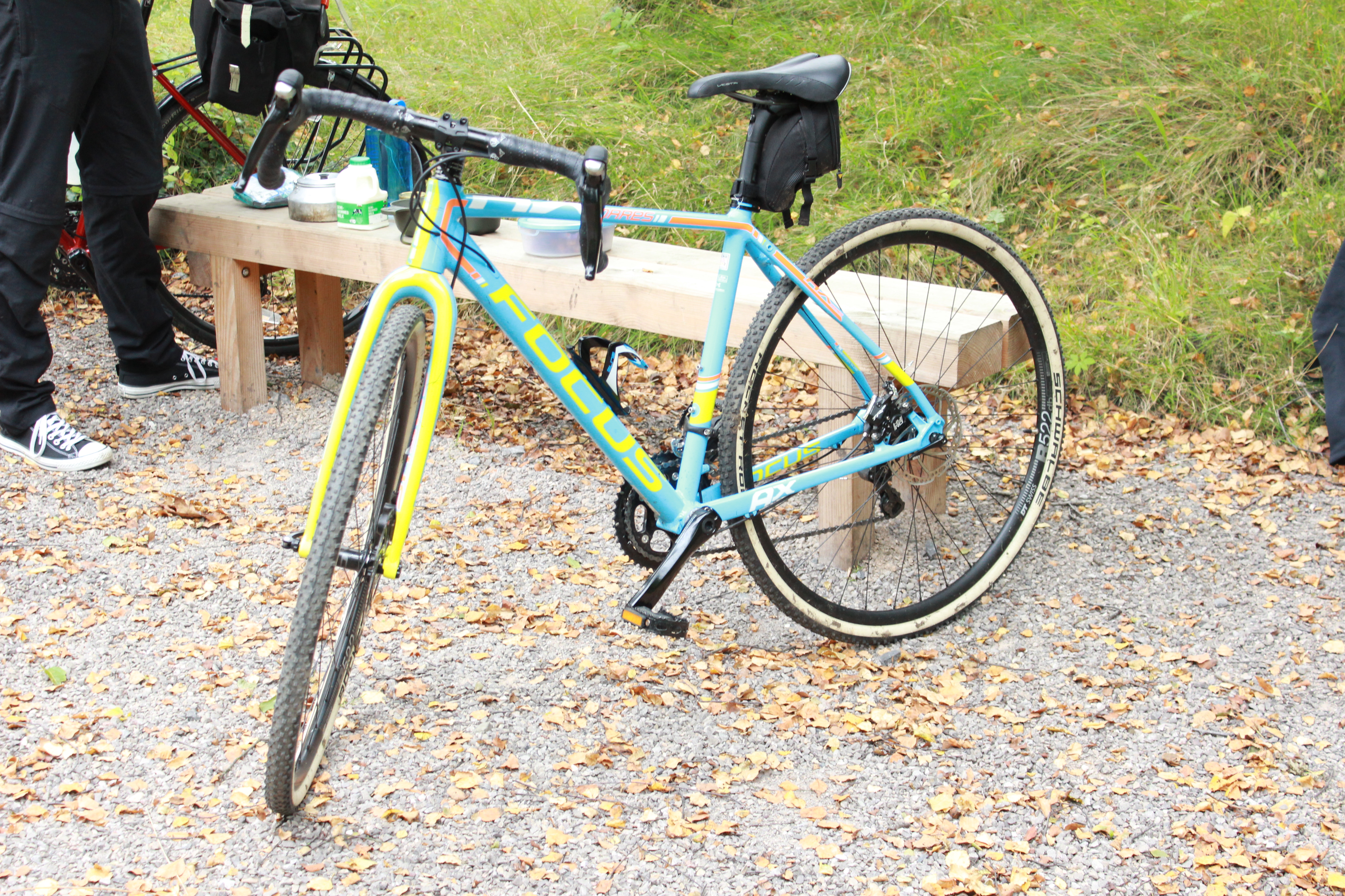 2016 Focus Mares AX 105 Cyclocross Bike What is a Cyclocross Bike?